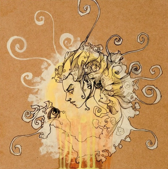 """Spinning Hair Girl"" by Brandon Boyd"