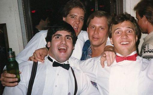 mark cuban and friends