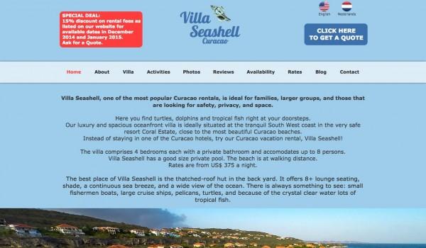 vacation rental website marketing makeover