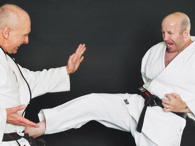 geoff thompson martial arts